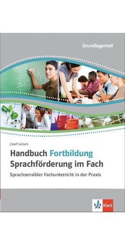 Handbuch zur Fortbildung im sprachsensiblen Fachunterricht
