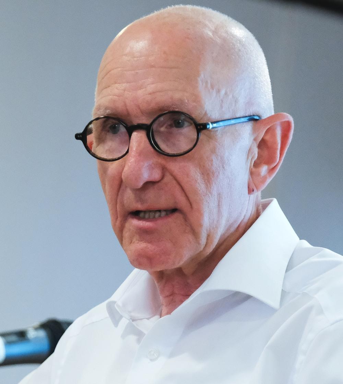 Porträt von Prof. Josef Leisen, OStD a.D